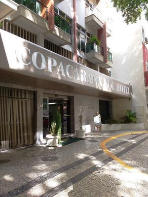Copacabana Sol Hotel - Rio de Janeiro - Gebäude