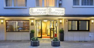 Bellevue Hotel - Ντίσελντορφ - Κτίριο