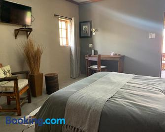 Country Lodge - Upington - Bedroom