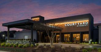 Courtyard by Marriott Nashville Airport - Nashville - Gebouw