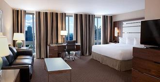 Hotel Le Cantlie Suites - Montreal - Soverom