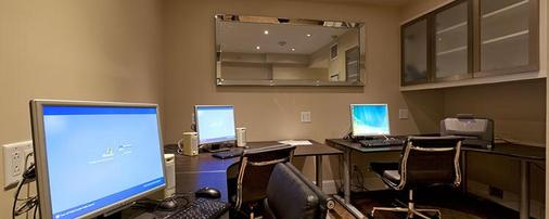 Hotel Le Cantlie Suites - Montreal - Business centre