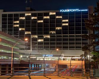 Four Points by Sheraton Boston Newton - Newton - Gebäude