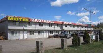 Brother's Inn Motel - Prince George - Building