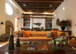 Hotel Quadrifolio - Cartagena - Oleskelutila