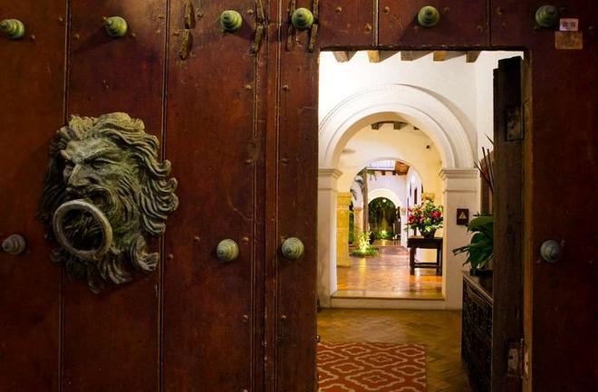 Hotel Quadrifolio - Cartagena - Aula