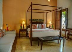 Hotel Quadrifolio - Cartagena - Quarto