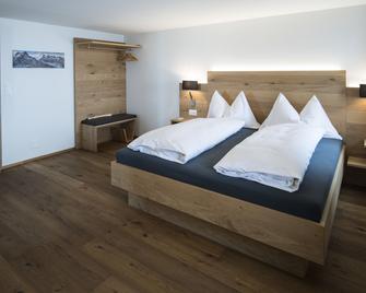 Hotel Grimsel Passhöhe - Obergoms - Slaapkamer