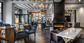 The St. Gregory Hotel - Washington - Lounge
