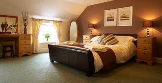 Ganton Greyhound Inn - Scarborough - Bedroom