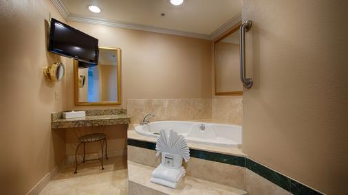 Best Western PLUS Marina Shores Hotel - Dana Point - Baño