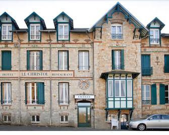 Hotel Christol - Bagnoles-de-l'Orne-Normandie - Gebäude