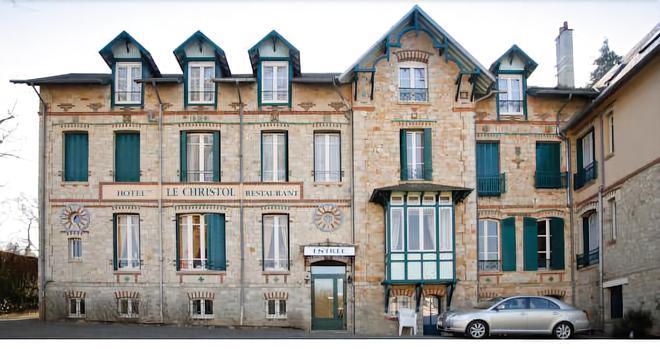 Hotel Christol - Bagnoles-de-l'Orne-Normandie - Κτίριο