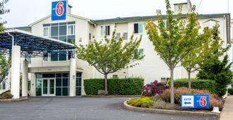 Motel 6 Lincoln City - Lincoln City - Edificio