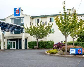 Motel 6 Lincoln City - Лінкольн-Сіті - Building