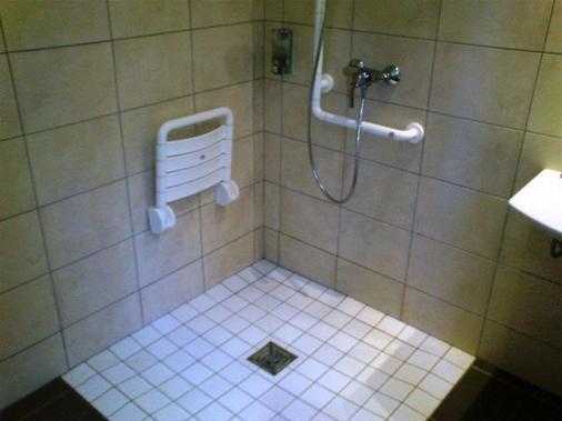 Hotel Miramont - Lourdes - Bathroom