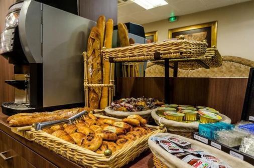 Hotel Miramont - Lourdes - Buffet