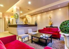 Hotel Miramont - Lourdes - Lobby