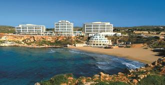 Radisson Blu Golden Sands Resort & Spa, Golden Bay - Mellieħa - Gebäude