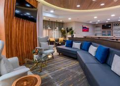 SpringHill Suites by Marriott Jackson Hole - Jackson - Pokój dzienny
