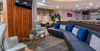 SpringHill Suites by Marriott Jackson Hole - Jackson - Living room