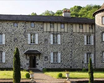 Château de la Moissetie - Aurillac - Gebouw