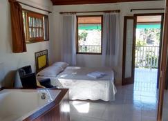 Apartamento confortável Summer Staying - Morro de Sao Paulo - Habitación