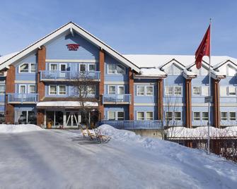Thon Hotel Hallingdal - Ål - Будівля