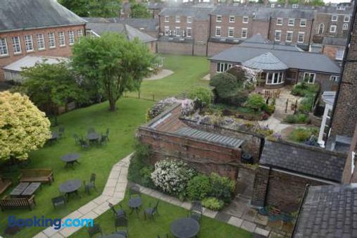 The Bar Convent - York - Outdoors view
