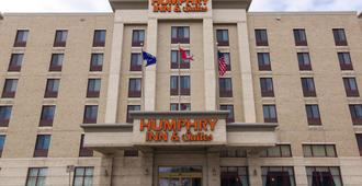Humphry Inn & Suites - Winnipeg - Edificio