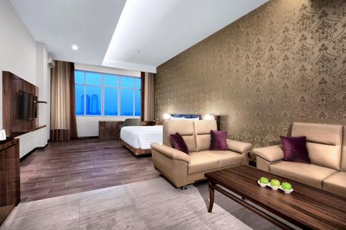 favehotel S. Parman Medan - Medan - Bedroom