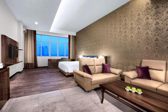 favehotel S. Parman Medan - Medan - Phòng ngủ