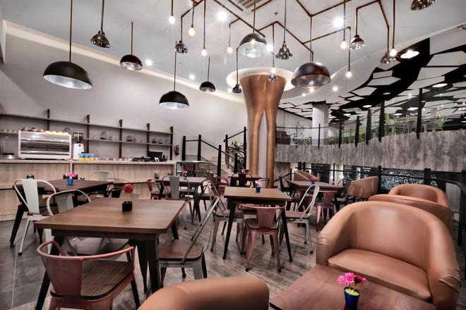 favehotel S. Parman Medan - Medan - Nhà hàng