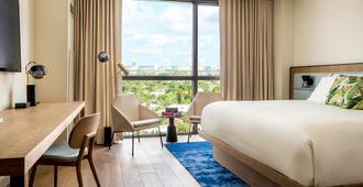 The Dalmar, Fort Lauderdale, a Tribute Portfolio Hotel - Fort Lauderdale - Bedroom