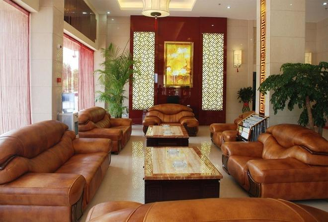 Wuyue Scenic Area Hotel Wuyuan - Ziyang - Lounge