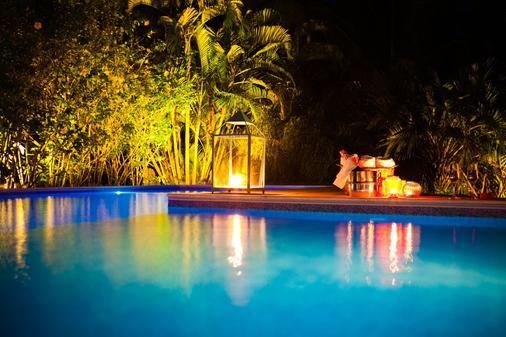 Mata N'ativa Pousada - Trancoso - Bể bơi