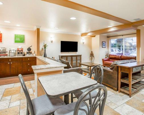 Comfort Inn & Suites of Salinas - Salinas - Dining room