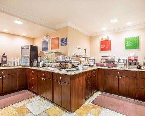 Comfort Inn & Suites of Salinas - Salinas - Buffet