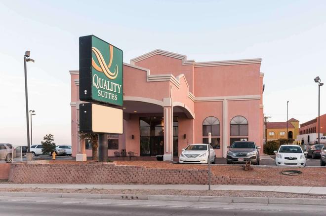 Quality Suites - Albuquerque - Rakennus