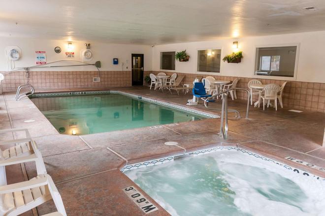 Quality Suites - Albuquerque - Uima-allas