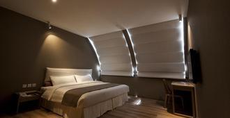 Inn Hotel Macau - Macau - חדר שינה