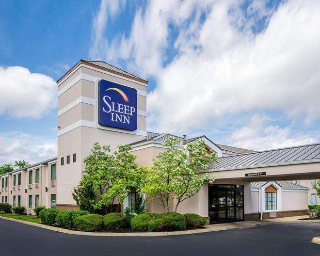 斯利普酒店路易斯維爾博覽中心/機場 - 路易斯維爾 - 路易斯維爾(肯塔基州) - 建築