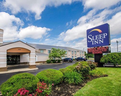 Sleep Inn Louisville Airport & Expo - Louisville - Toà nhà