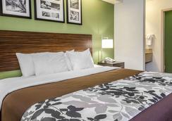 Sleep Inn Louisville Airport & Expo - Louisville - Phòng ngủ