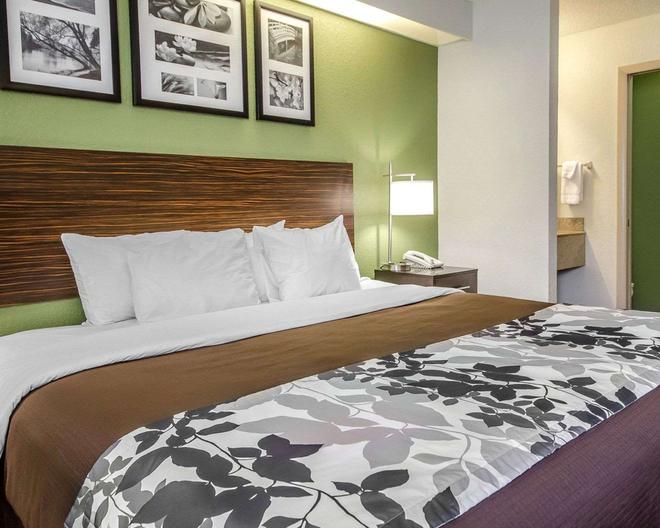 斯利普酒店路易斯維爾博覽中心/機場 - 路易斯維爾 - 路易斯維爾(肯塔基州) - 臥室