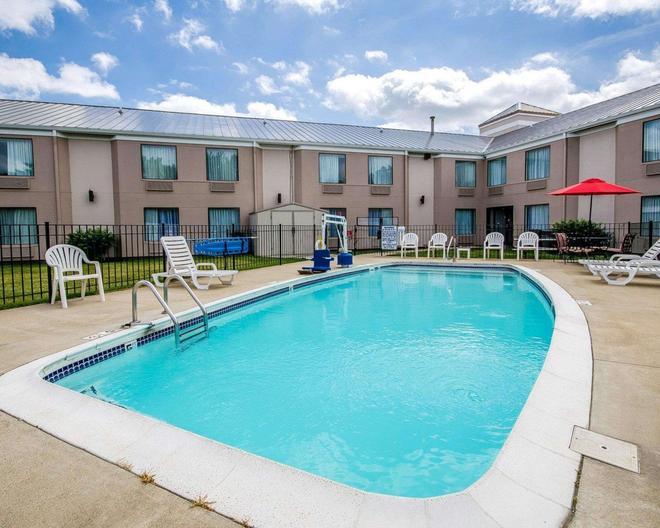 斯利普酒店路易斯維爾博覽中心/機場 - 路易斯維爾 - 路易斯維爾(肯塔基州) - 游泳池