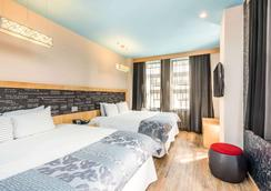 Tryp By Wyndham New York City Times Square South - New York - Makuuhuone