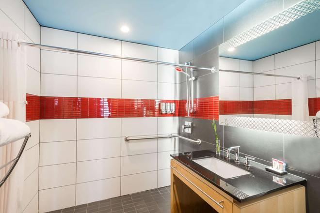 翠璞酒店時代廣場南 - 紐約 - 浴室