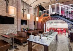 翠璞酒店時代廣場南 - 紐約 - 餐廳