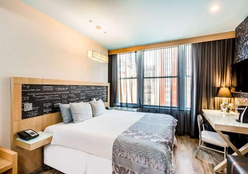 Tryp By Wyndham New York City Times Square South 21 1 6 5 New York Hotel Deals Reviews Kayak